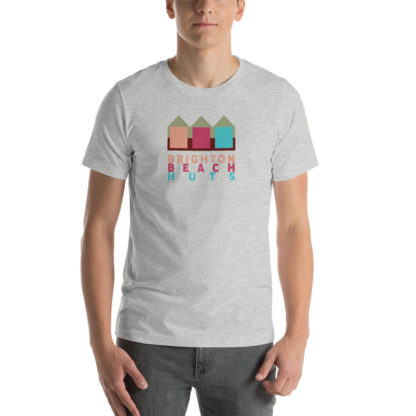 Brighton Beach Huts Unisex T-Shirt 1