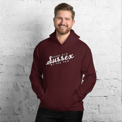 Good Old Sussex By The Sea - Hooded Sweatshirt 5