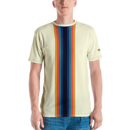 1980s VHS Cassette Tape Inspired Men's T-shirt 1