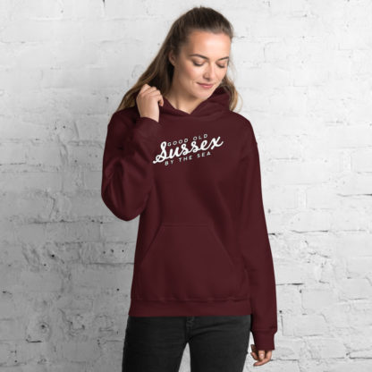 Good Old Sussex By The Sea - Hooded Sweatshirt 2