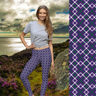 Scottish Tartan Leggings