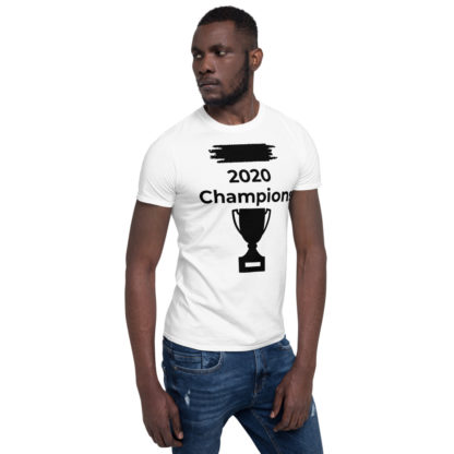 2020 Champions Cancelled Sport Unisex T-Shirt 2