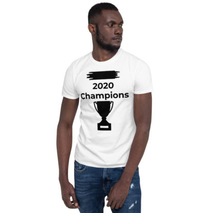 2020 Champions Cancelled Sport Unisex T-Shirt 1