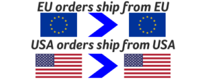 EU orders USA orders