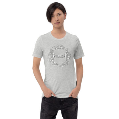 Social Distancing, Anti-Social & Introvert T-Shirt 5