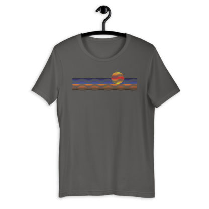Sunset & Sea Unisex T-Shirt 8