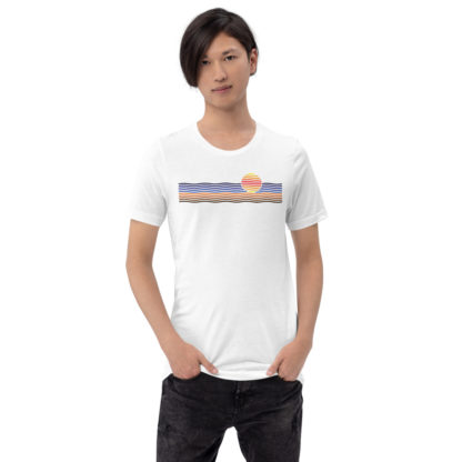 Sunset & Sea Unisex T-Shirt 2