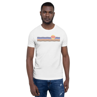 Sunset & Sea Unisex T-Shirt 3