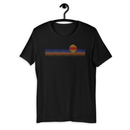 Sunset & Sea Unisex T-Shirt 7
