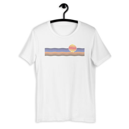 Sunset & Sea Unisex T-Shirt 6