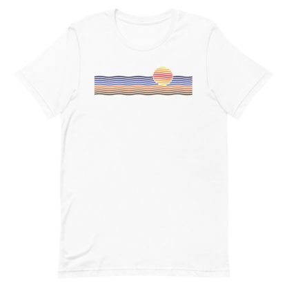 Sunset & Sea Unisex T-Shirt 1