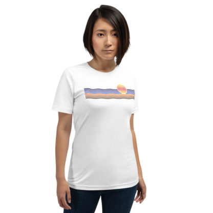 Sunset & Sea Unisex T-Shirt 5