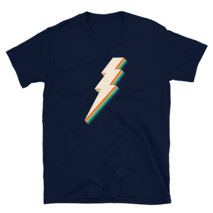 Lightning Bolt t shirt 1