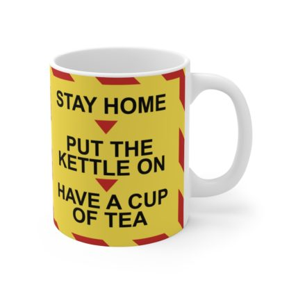 Stay Home Lockdown Humour Mug, Quarantine Fun, Lockdown Gift 3