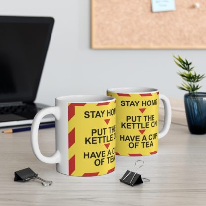Stay Home Lockdown Humour Mug, Quarantine Fun, Lockdown Gift 4